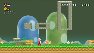 New Super Mario Bros Wii Unused Objects The Cutting Room Floor