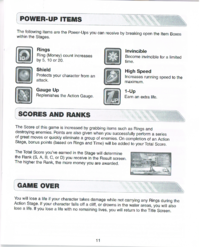 Sonic the Hedgehog (PlayStation 3) - Manual Page 11.png