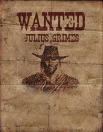 Rdr unused Julius Grimes wanted poster.png