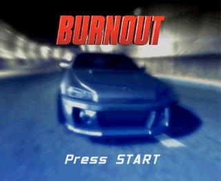 Burnout (GameCube) - The Cutting Room Floor