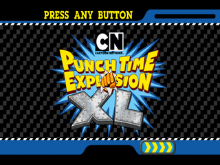 Cartoon Network Punch Time Explosion Xl The Cutting Room Floor