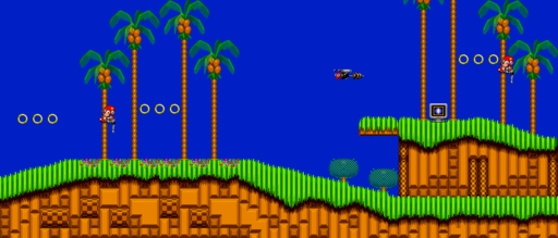 Proto Sonic The Hedgehog 2 Genesis Simon Wai Prototype Green Hill Zone The Cutting Room Floor