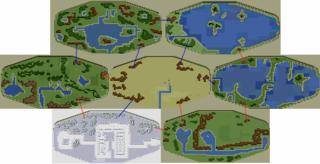 Phantasy Star 4 World Map.Phantasy Star Iii Generations Of Doom The Cutting Room Floor